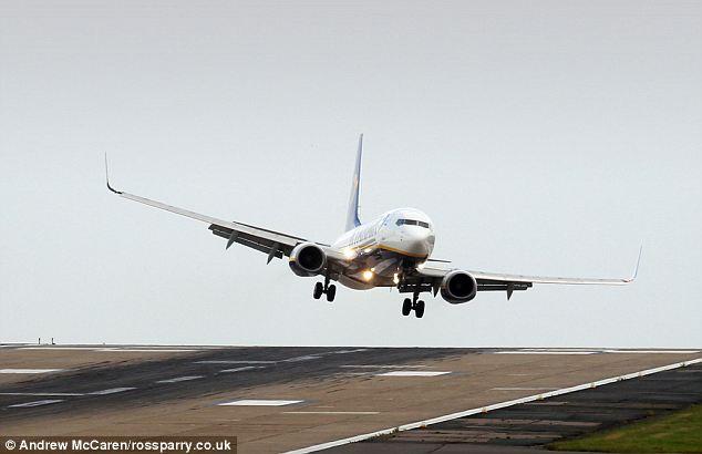 plane wind