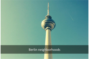 berlin neighborhoods