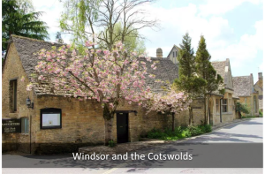 windsor and the cotswolds